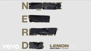 Video: N.E.R.D. Ft. Drake – Lemon (Remix)